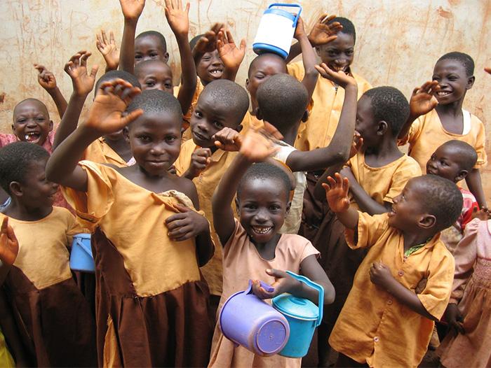 ザンビアの子どもたちを支援する基金