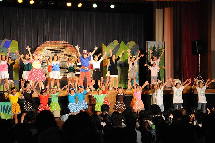 こどもスマイルミュージカルの開催(2011年)