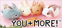 YOU+MORE!(ユーモア)