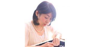 あの英国王立刺繍学校で講師資格を持つ唯一の日本人、二村さんをたずねて
