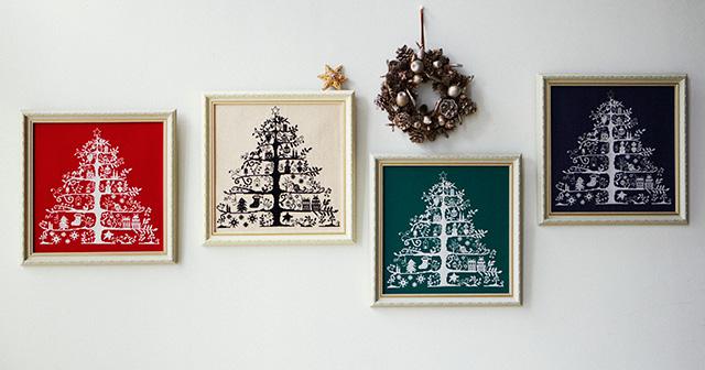 【WEB限定】季節の手づくり★クチュリエ「クリスマスマーケット」