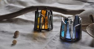 光を感じながらガラスの表情をデザインする