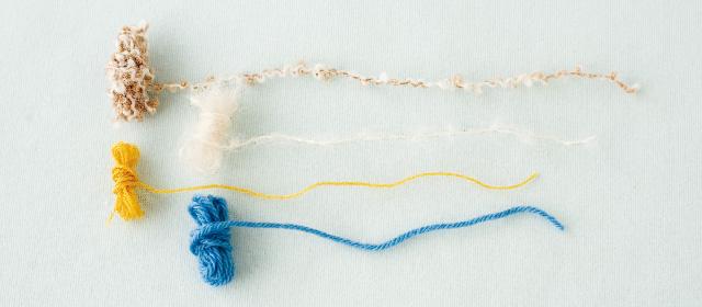 棒針編み 糸