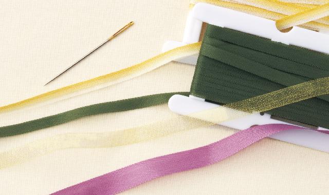 リボン刺しゅう 糸