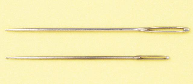 刺しゅう針