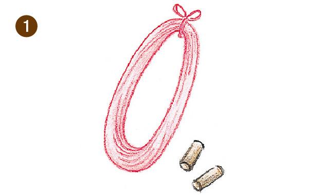 5番手糸 扱い方①