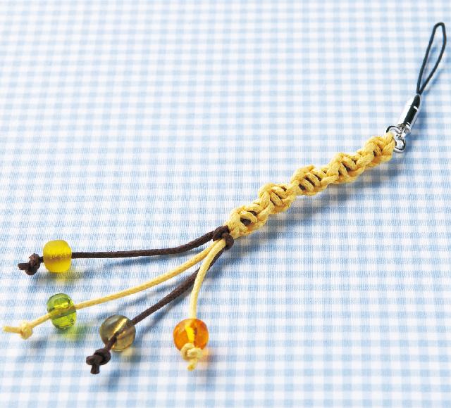 マクラメ編み