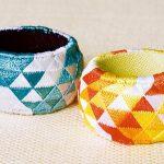 日本の四季を絹糸で描く 華やか加賀ゆびぬき