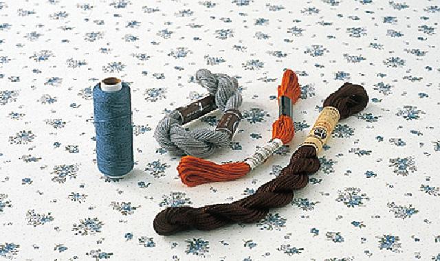 刺繍糸の種類や扱い方
