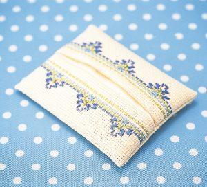 スウェーデン刺繍のやり方