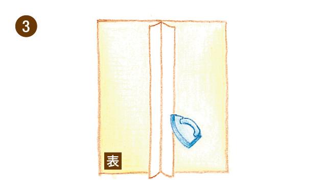 袋縫い 手順③
