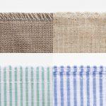 ロックミシンがなくてもOK!家庭用ミシンや手縫いでできる布端の処理のやり方