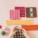 「はじめてさんのきほんのき」棒針編みレッスンの会