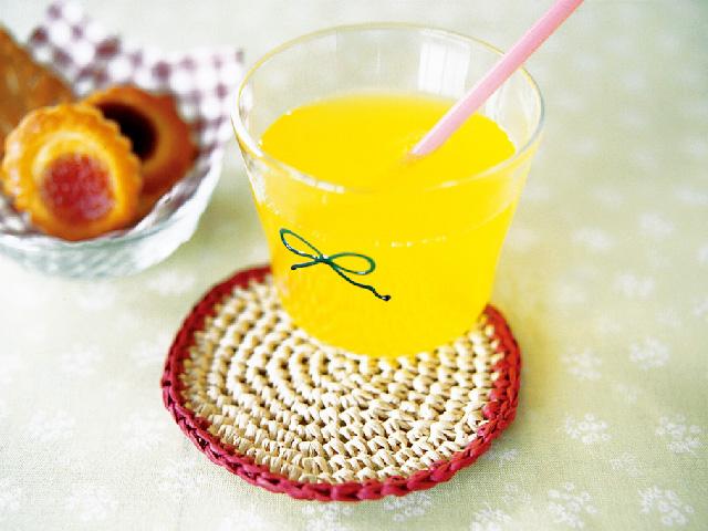 ペーパーヤーンでかぎ針編みの編み方