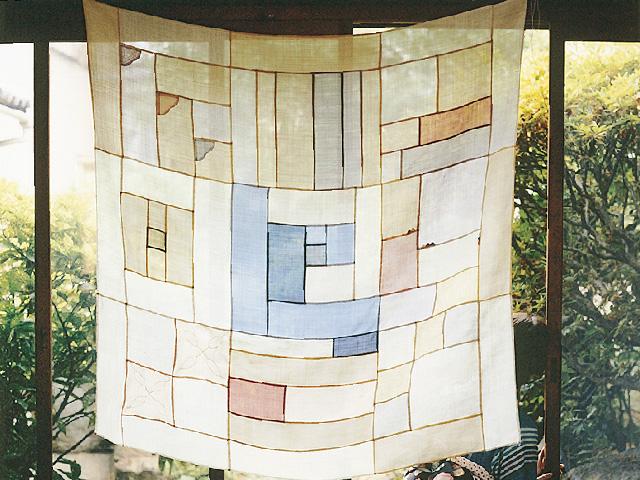 ポシャギ 基本の縫い方