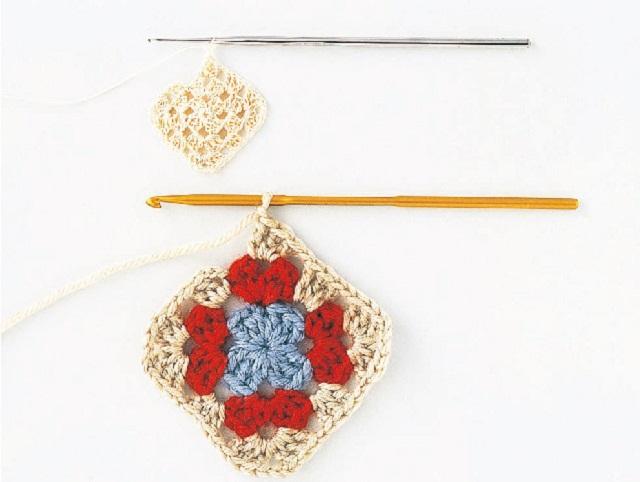 編み物初心者さんでも♪基本の編み方と糸の種類
