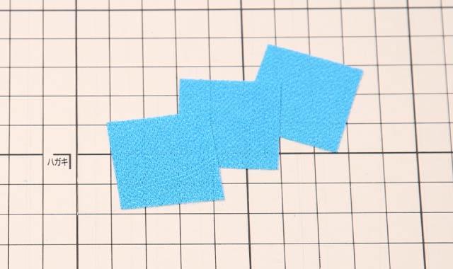 ロータリーカッター 布の切り方⑩