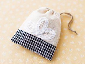 バテンレースの作り方と縫い方