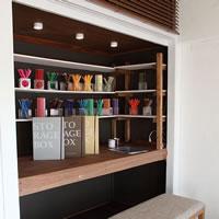 初めてのことだらけのキッチン・リビング!! その3「押し入れを書斎に」