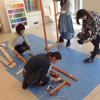 5月12日(月)、ABCテレビ「おはようコール」にフェリシモ女子DIY部が出演!