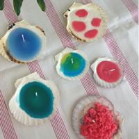 ホタテ祭 ~ホタテで楽しむDIY?!キャンドルを作っちゃおう!~