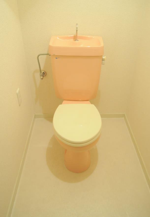 わが家のトイレ