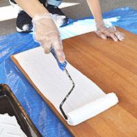 【DIYの基本テク:その2】大きなものをがっつり塗装する②