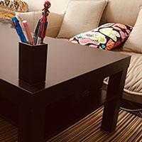 【お助けDIY】テーブルの脚の長さを調整します!