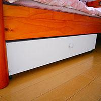 【連載】ベッドの下にピッタリサイズの収納ボックスをDIY【anさんのおうちと暮らしがもっと楽しくなるDIYダイアリー】