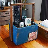 【連載】色々使えて持ち運びできるボックスを簡単DIY【anさんのおうちと暮らしがもっと楽しくなるDIYダイアリー】