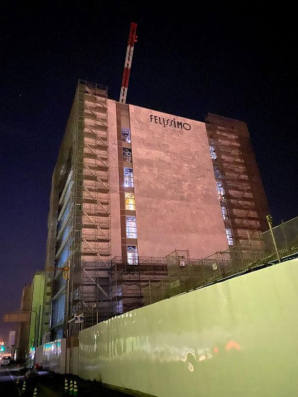 フェリシモの新オフィスが来年1月上旬に完成