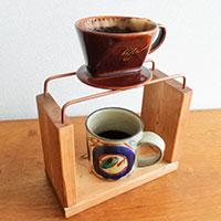 【連載】『30分で出来る簡単DIY』真ちゅうの棒とワンバイフォー材でコーヒードリッパースタンドをつくろう!