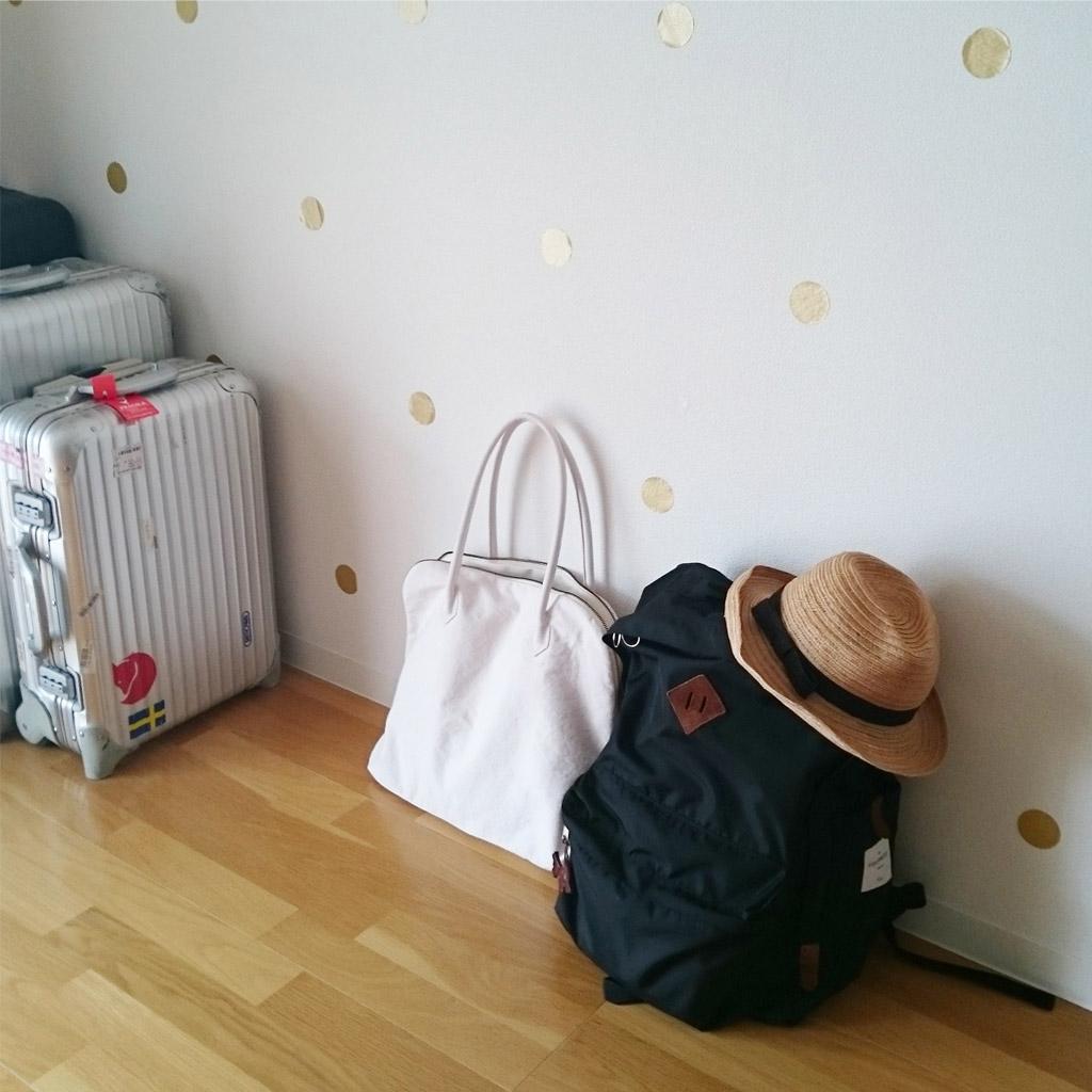 夏旅の必需品
