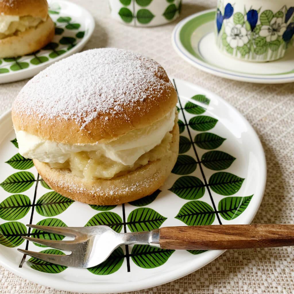 スウェーデンのお菓子「セムラ」