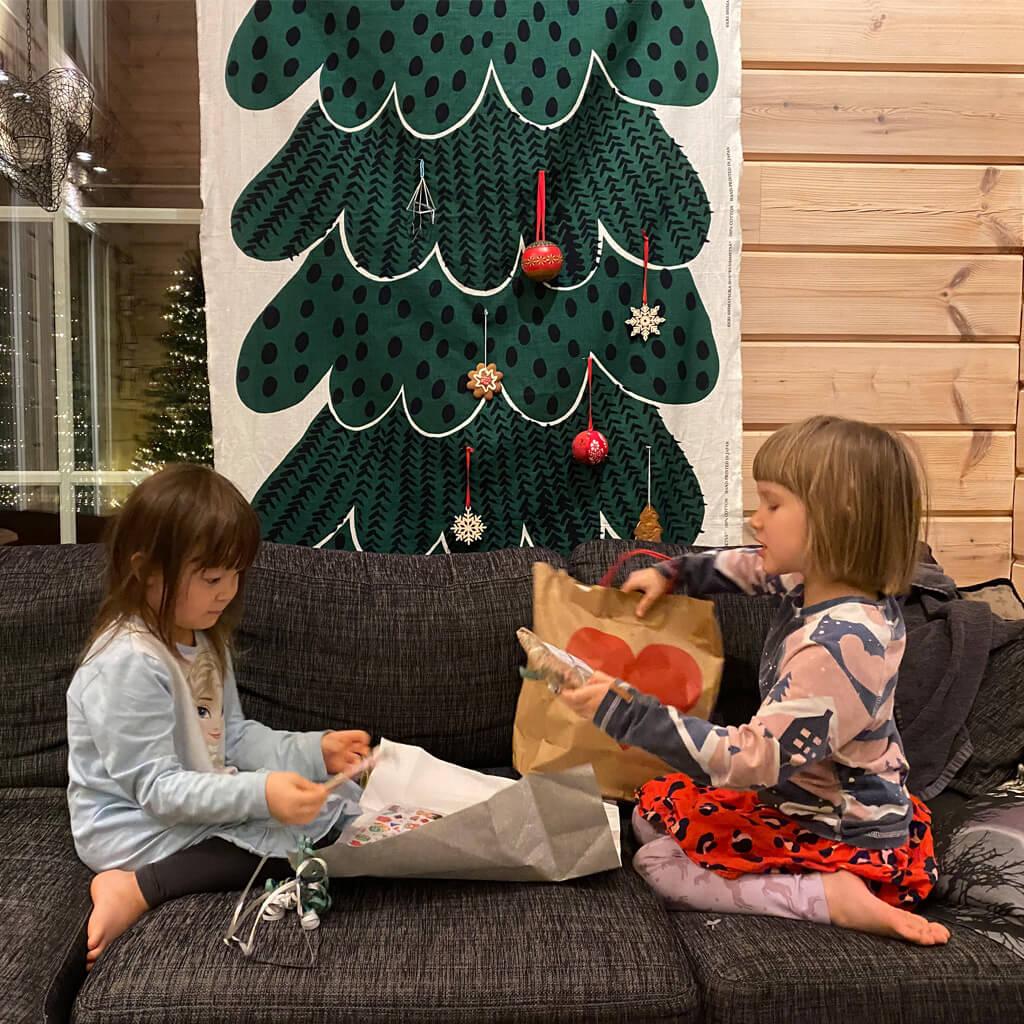 ラヌアで過ごすクリスマス