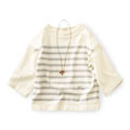 【Sunny clouds Buy 2 get 10%OFF discount product】Sunny clouds Striped Top <women>