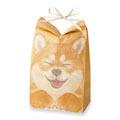 YOU+MORE! Raising Ears Shiba Inu Paper Bags