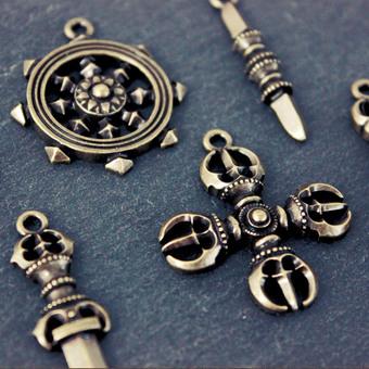 寺チャームコレクション 密教法具の世界の会