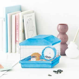 YOU+MORE! Hamster cage pouch collection