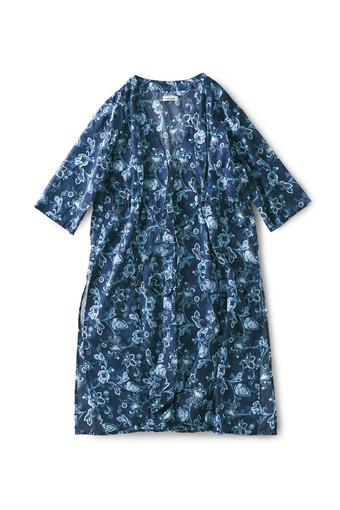 and myera chintz one-piece dress