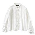 THREE FIFTY STANDARD 新顔の白シャツ