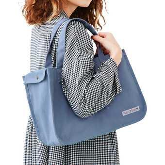フェリシモ女子DIY部 工具をすっきりソフトに収納! インテリアにもなじむ目隠しツールバッグ