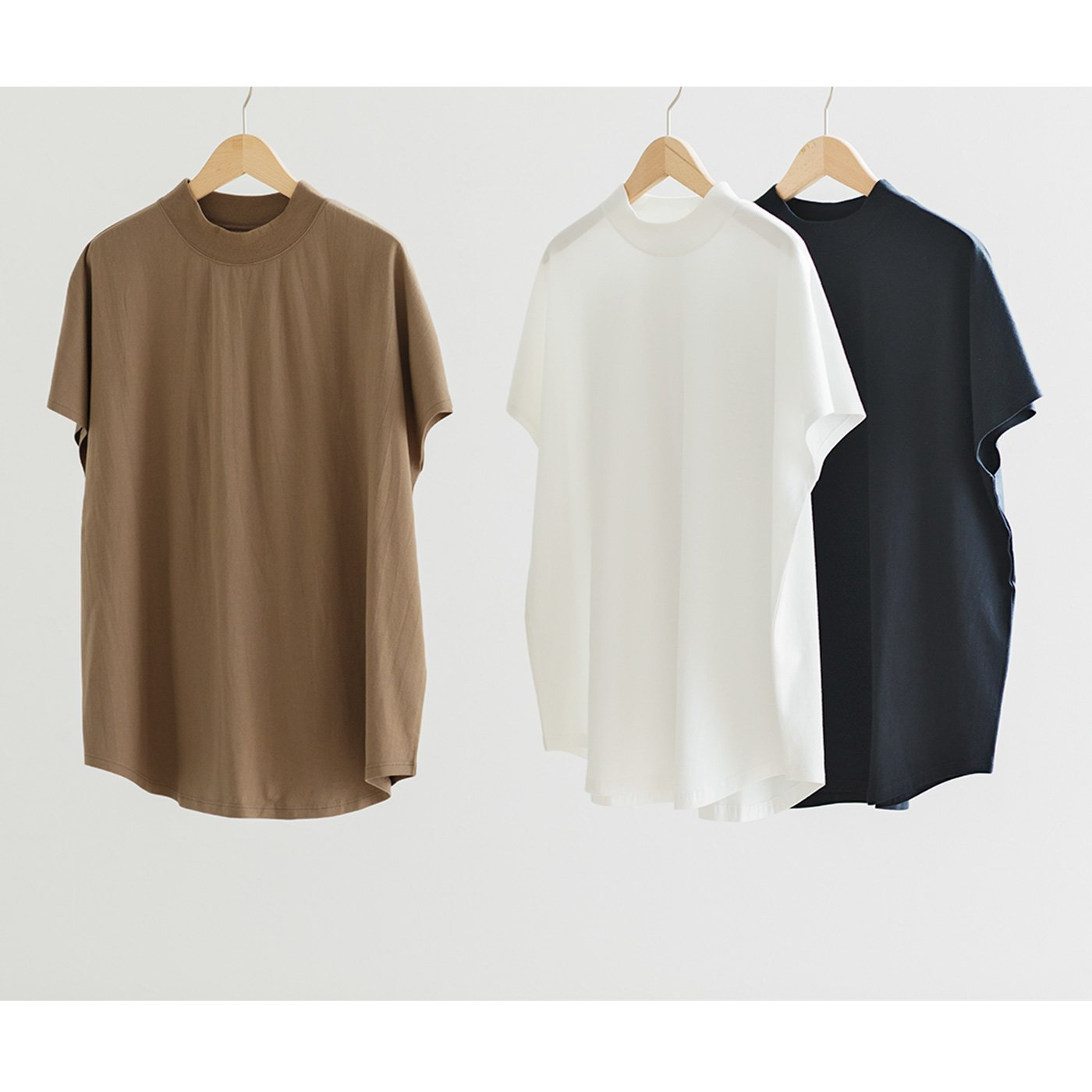THREE FIFTY STANDARD フレンチスリーブデザインTシャツの会