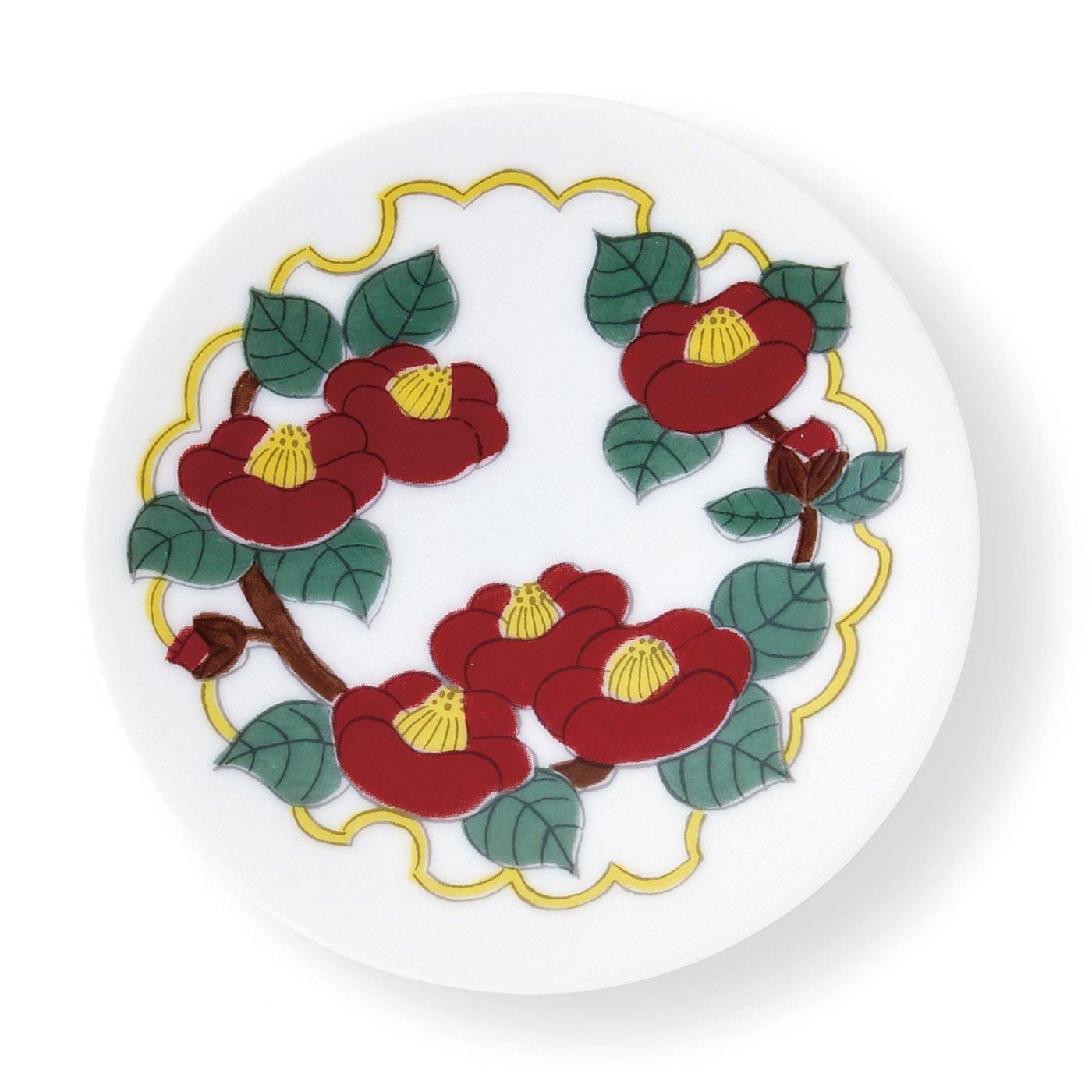 日本の四季を楽しむ 花紋豆皿