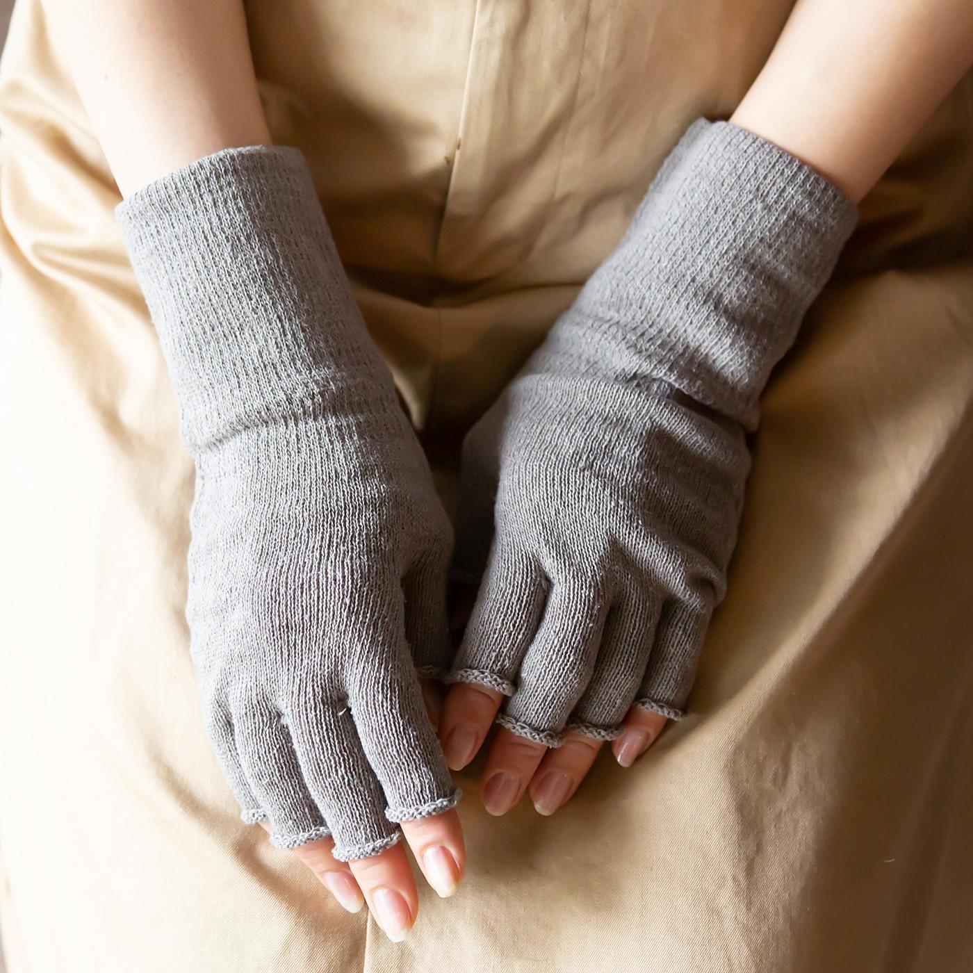 【兵庫県】やさしく包み込む シルクのハンドウォーマー(指先フリータイプ)の会(4回予約)