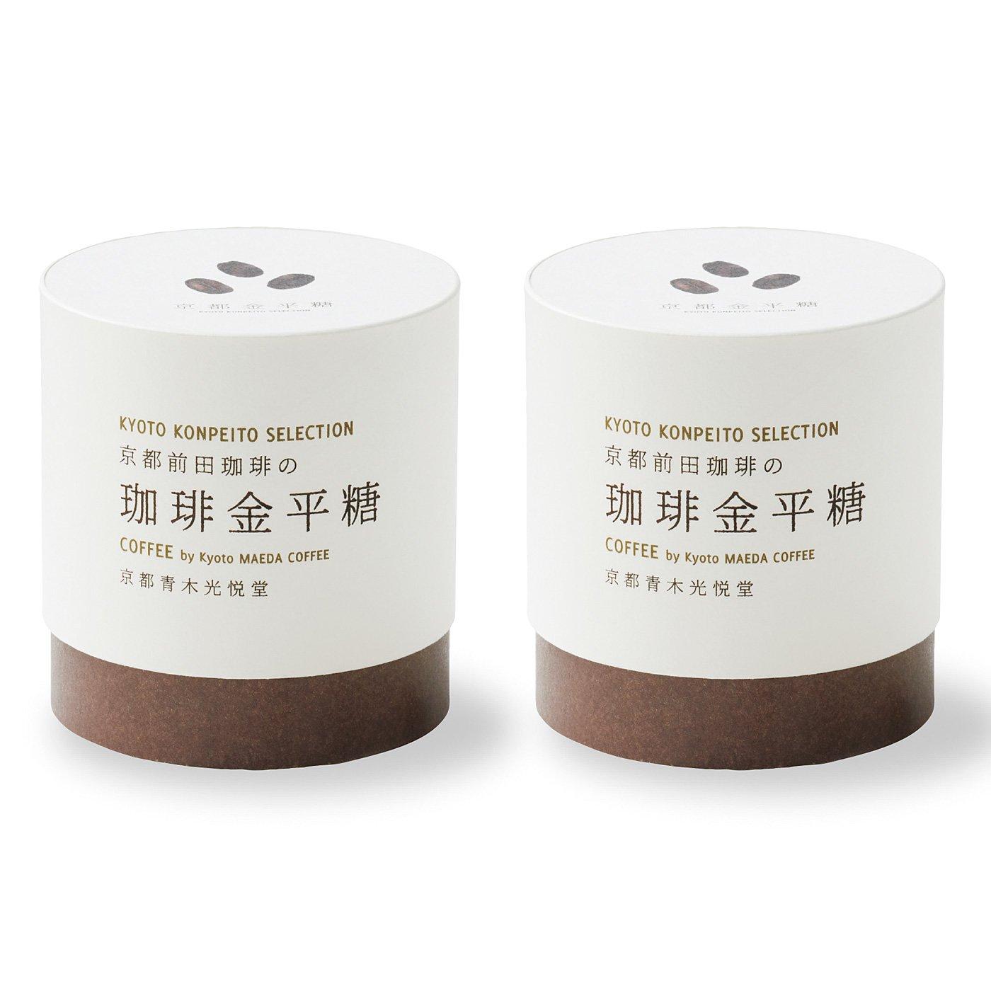 【京都府】京都の特産品を使った新しい金平糖「京都金平糖セレクション」の会(6回予約)
