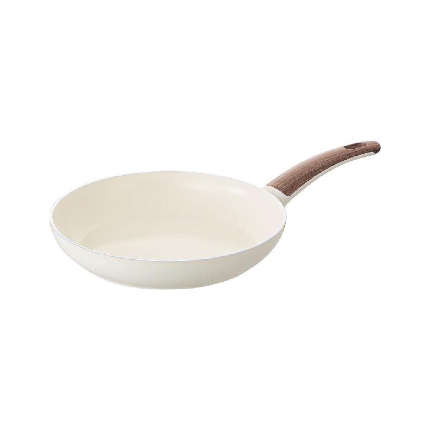 グリーンパン ウッドビー フッ素不使用 セラミックフライパン(26cm)