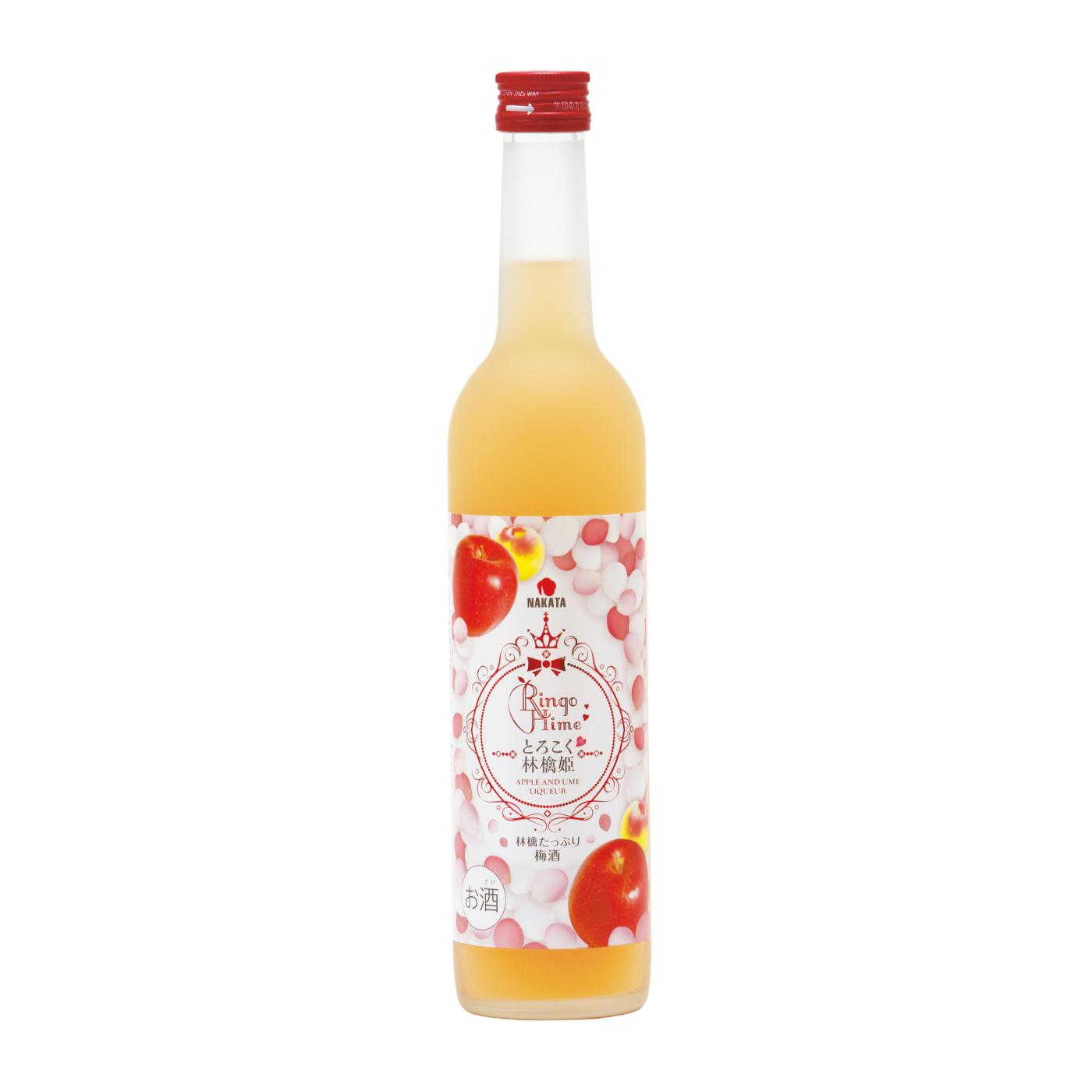 とろこく林檎姫 林檎たっぷり梅酒の会