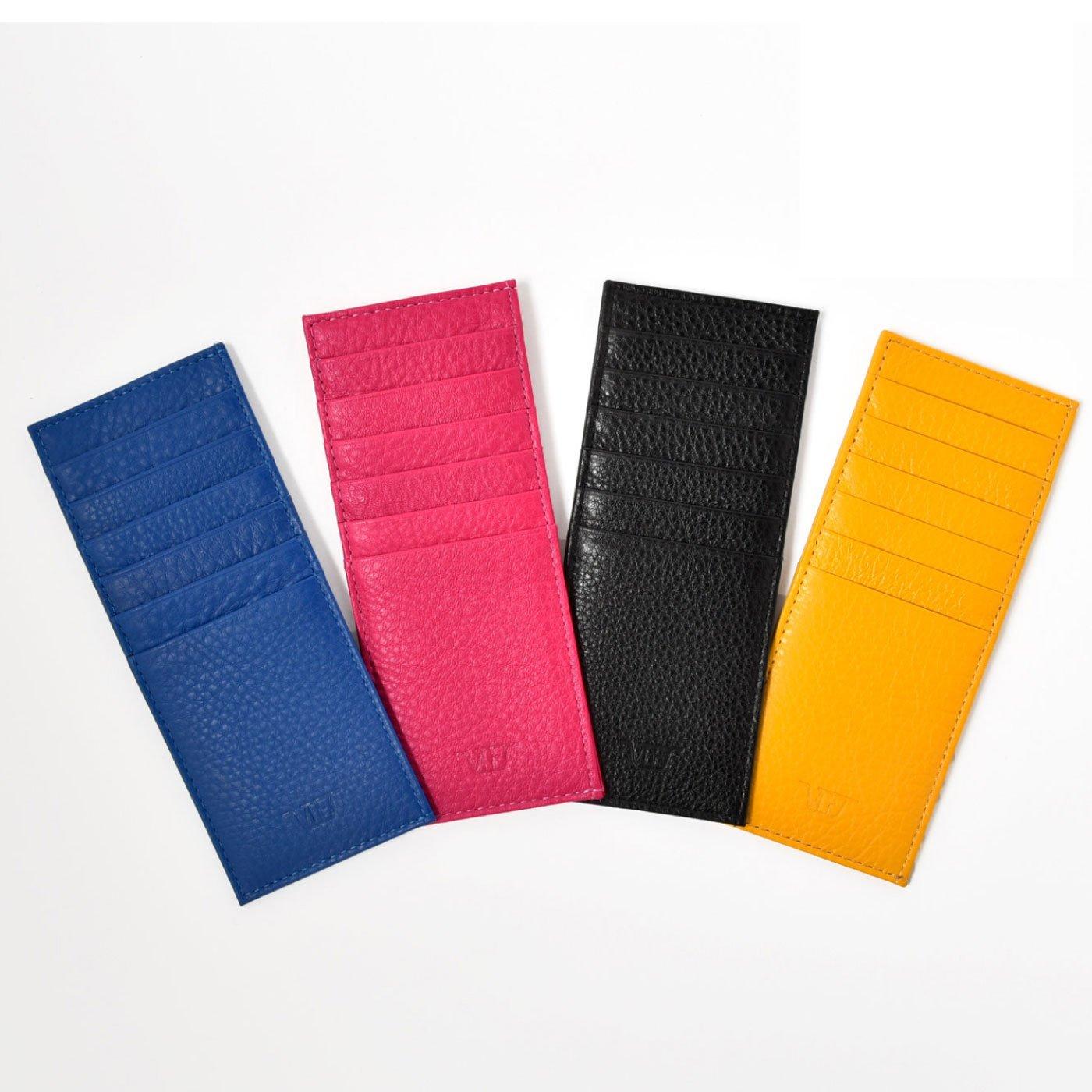 神戸ブランドVIFJ LIDIA Card Case 12Pockets
