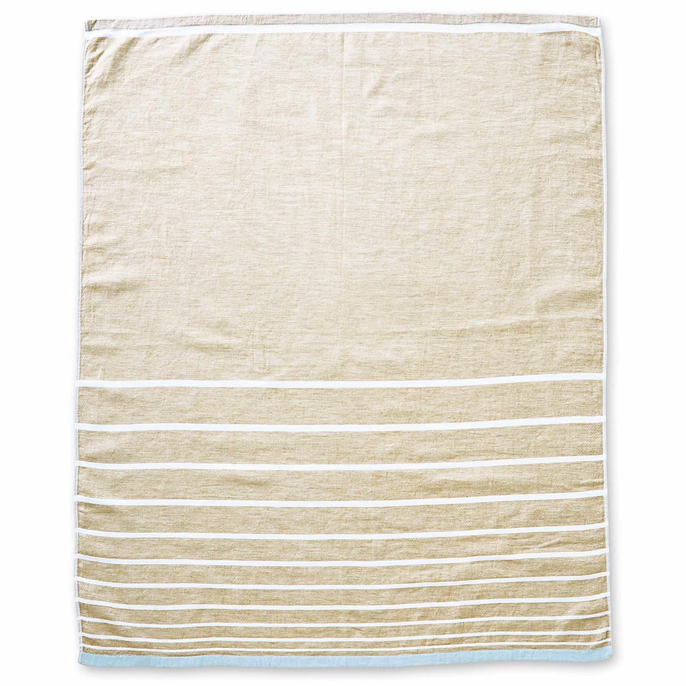 サンクチュアリ 綿100%無撚糸ガーゼに包まれる ちょっと大きめバスタオルの会